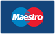 Payment by Maestro card image
