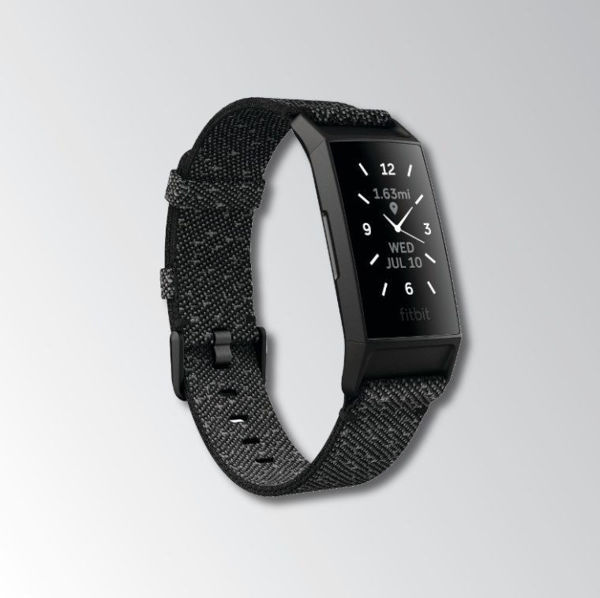 FitBIT Charge 4 Granite Black Image 1