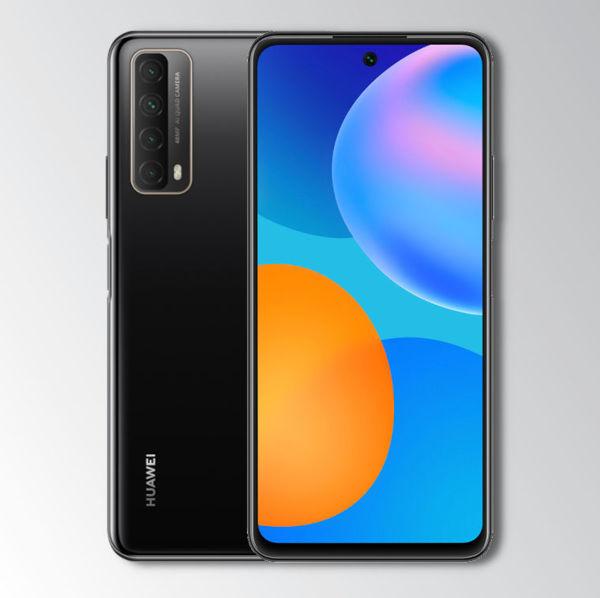 Huawei P Smart 2021 Black Image 1