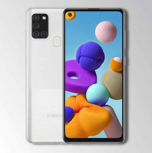 Samsung A21s Silver Image 1